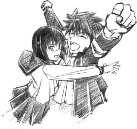 斗貴子さんの顔は「コレは私のものだ」的な笑みです